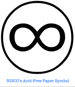 Acid Free Paper Symbol