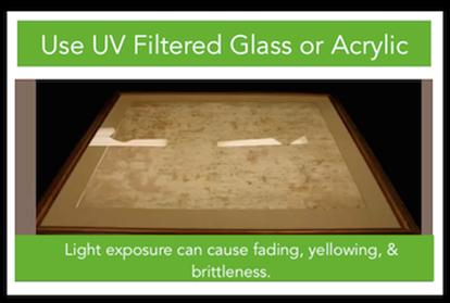 UV Light Damage Protection