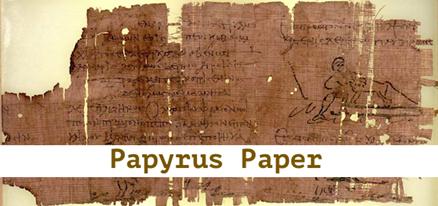 Papyrus Paper