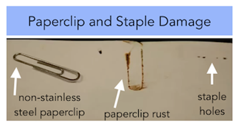 Rust from Paperclip