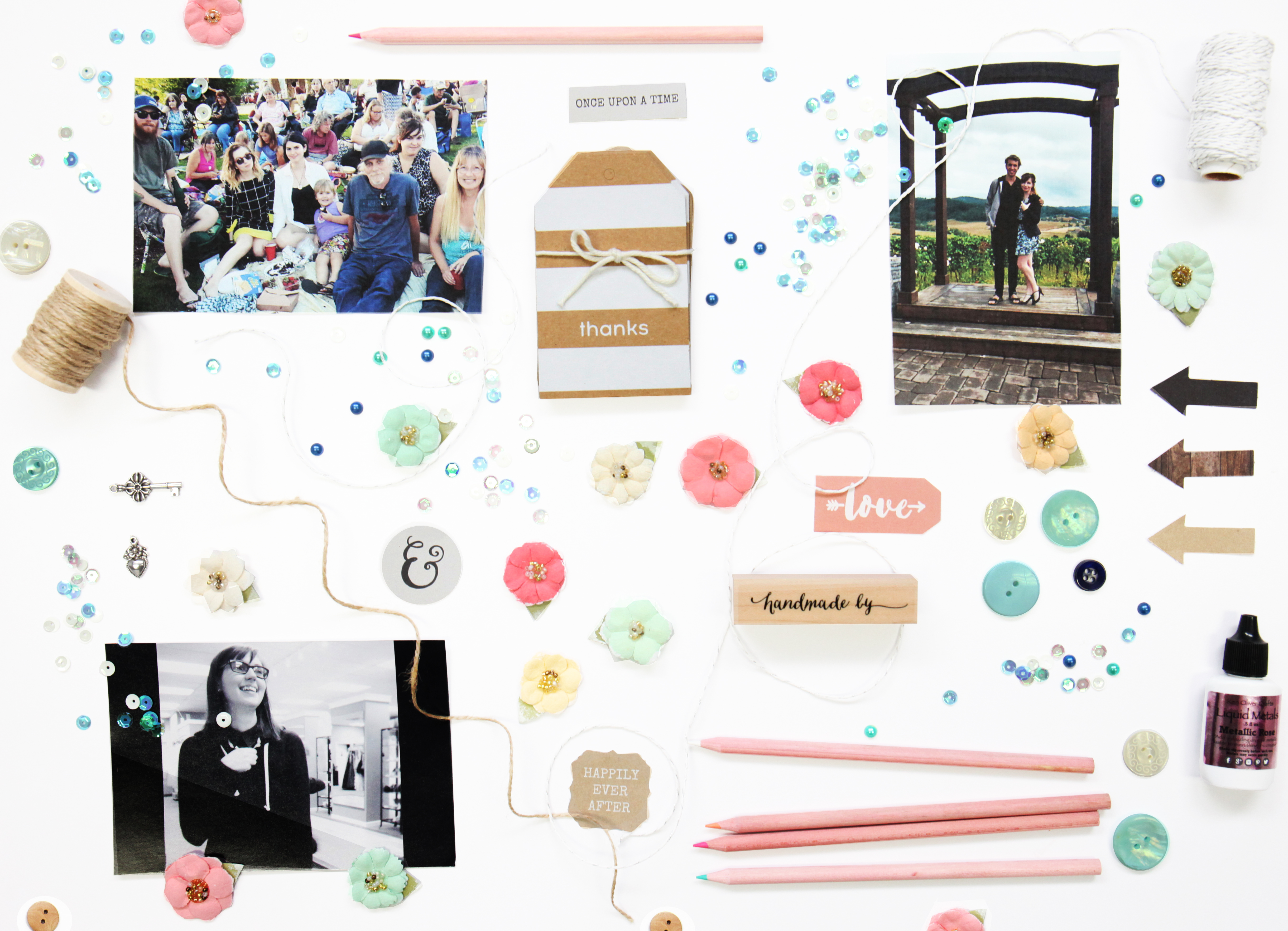 Scrapbooking: a selection of articles