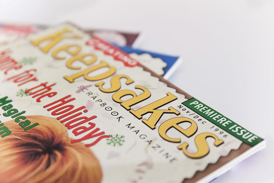Revista Creative Keepsakes