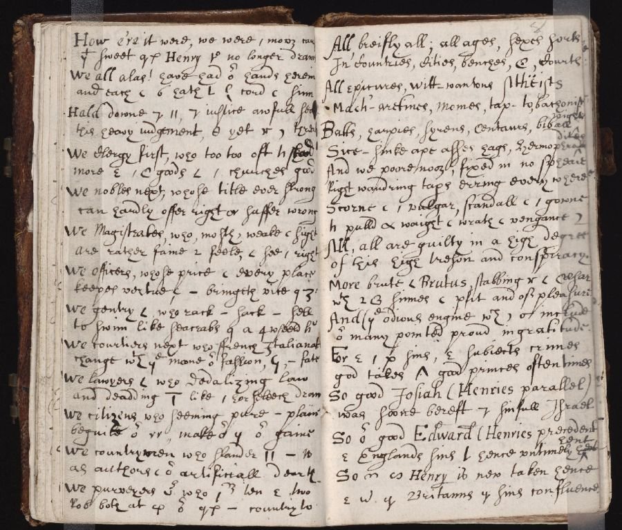 Old Commonplace Book