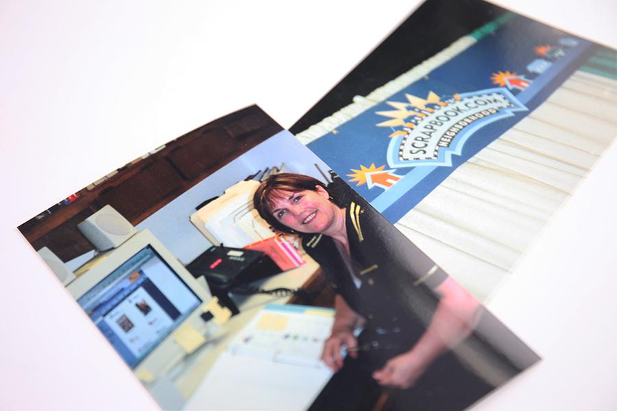 Jill Davis Launches Scrapbook.com