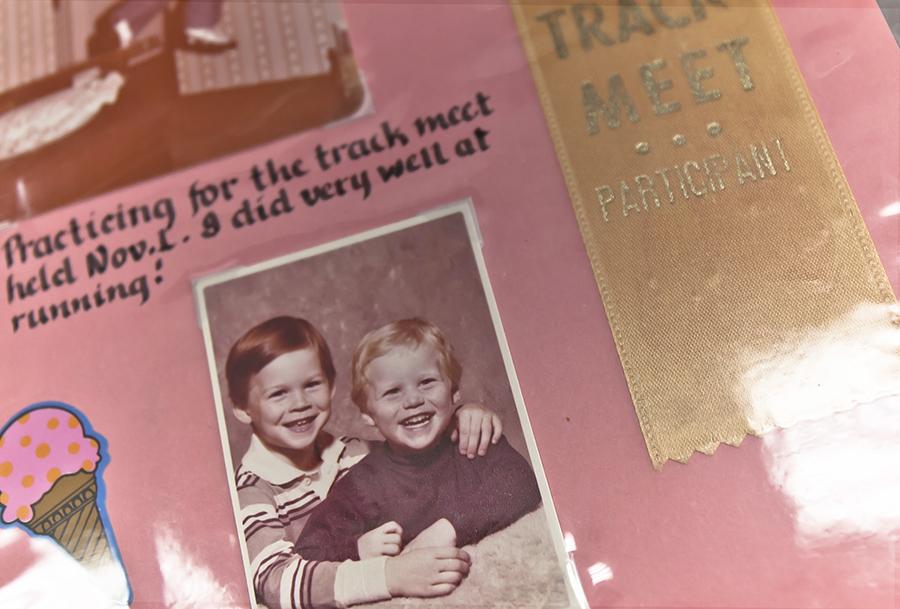 Libro de recuerdos de Jill Davis