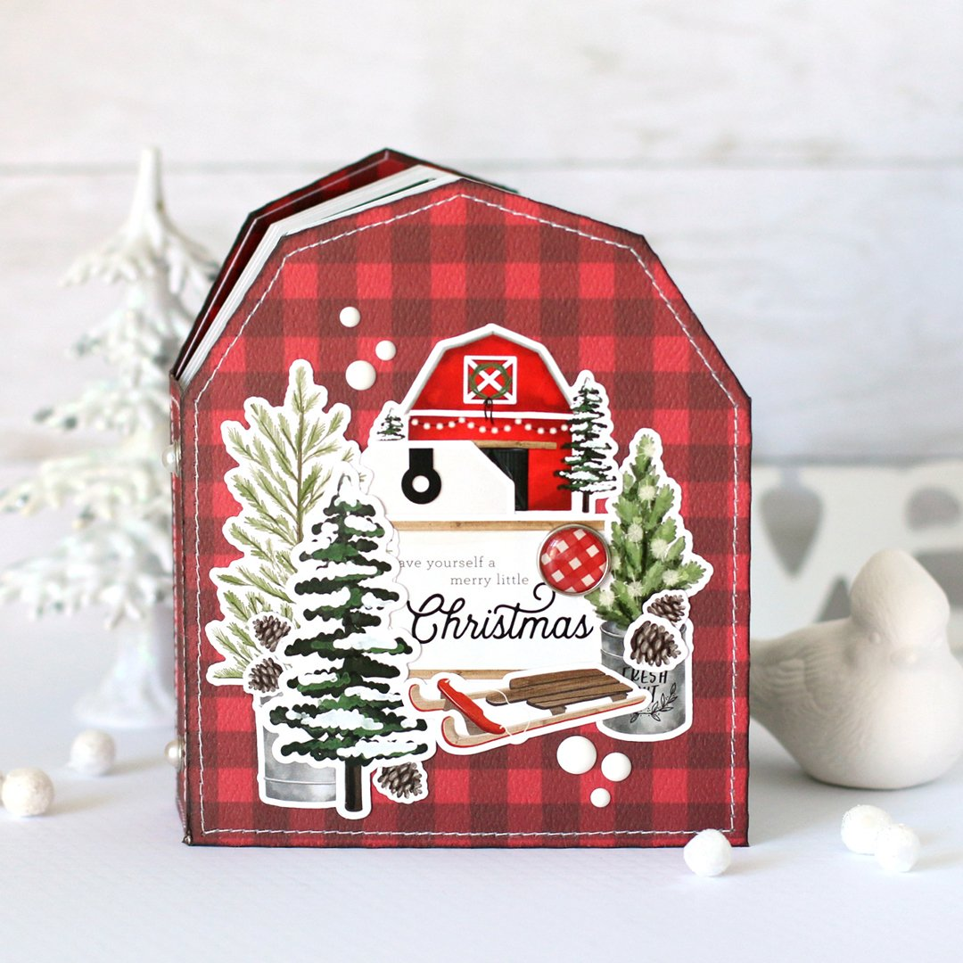 Farmhouse Christmas Album