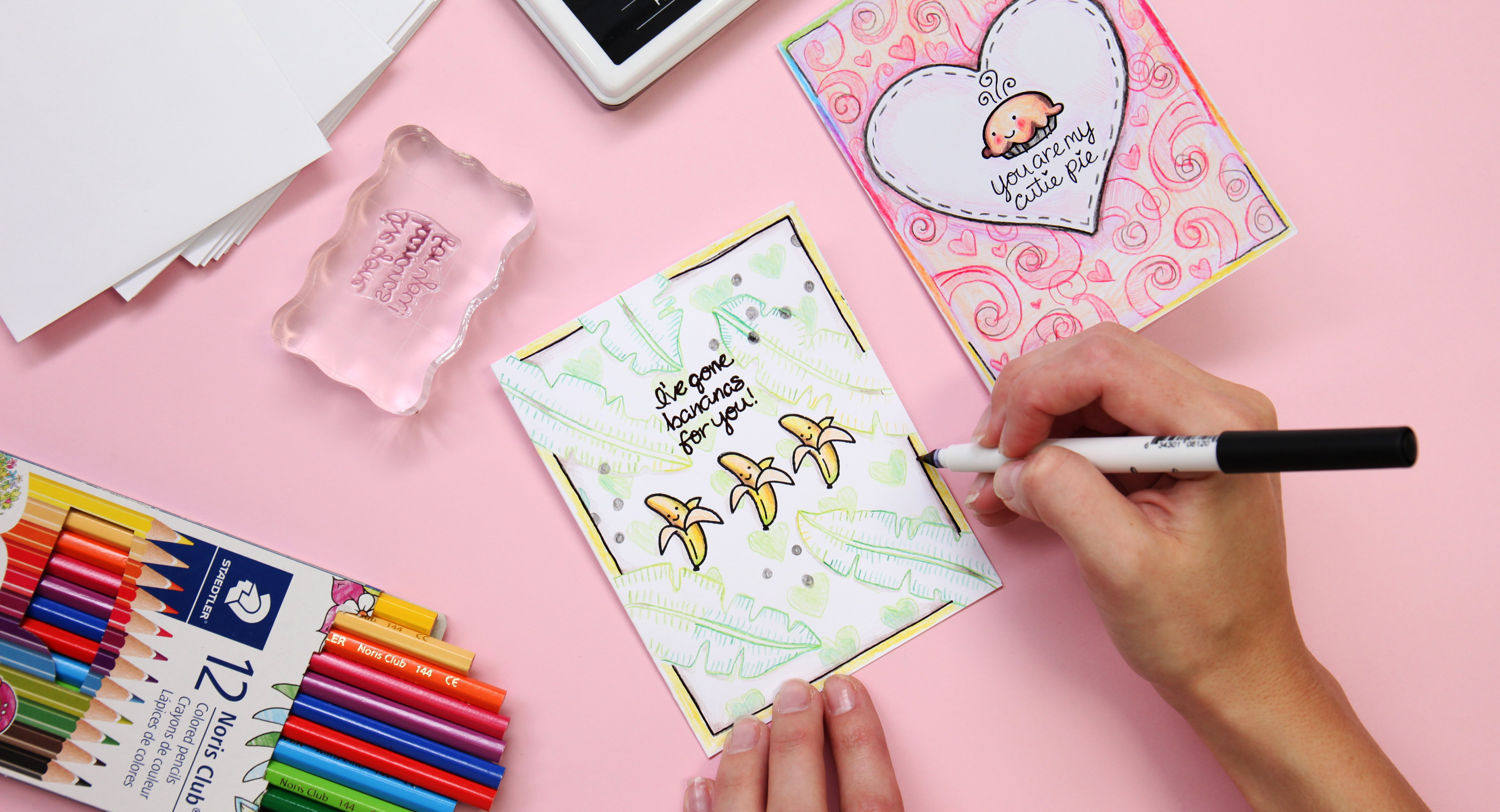 Card Making for Therapy and Charity