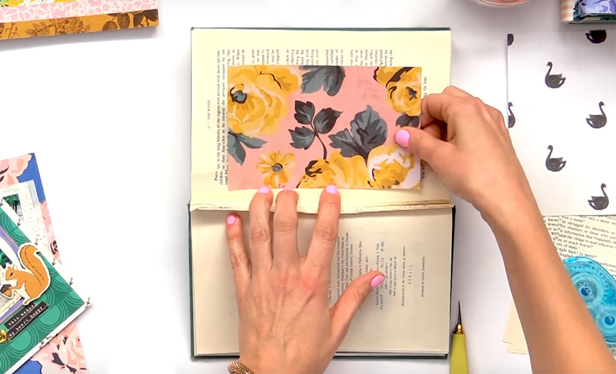 How To Create A Vintage Mini Album