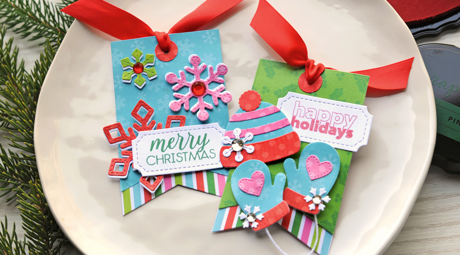 how to bright gift tags