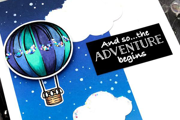 Hero Arts - Adventure Begins