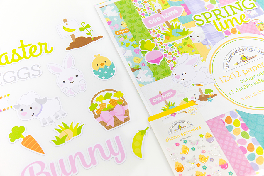doodlebug easter collection