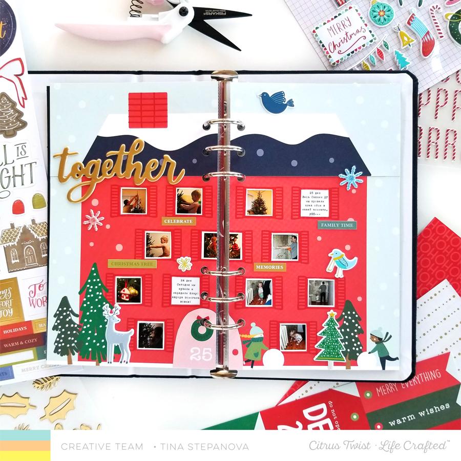 Planner Advent Calendar