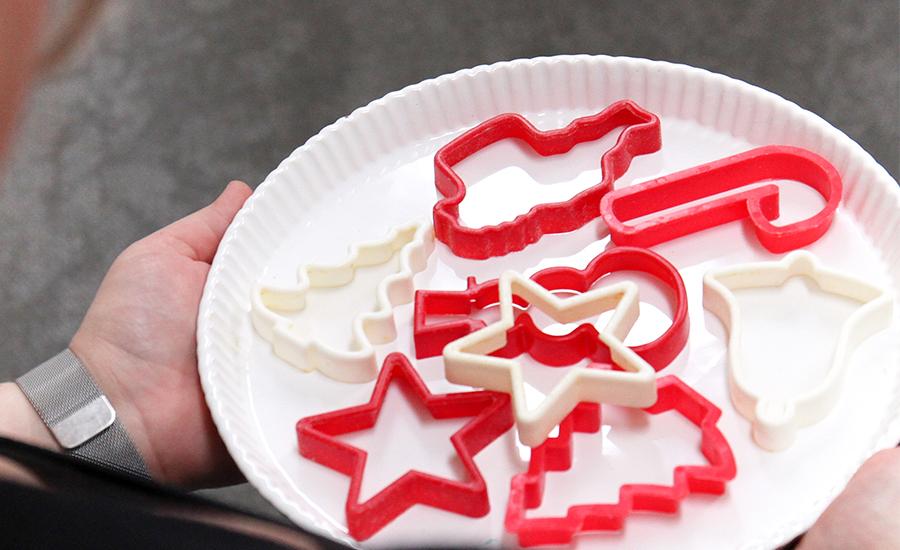Christmas Memory - Cortadores de galletas
