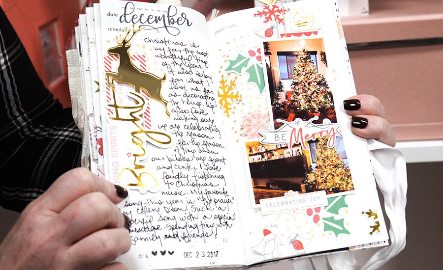 Memoria de Navidad - Decoraciones