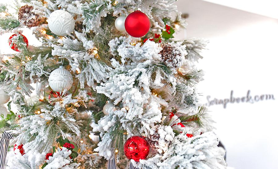 Scrapbook.com Holiday Decor