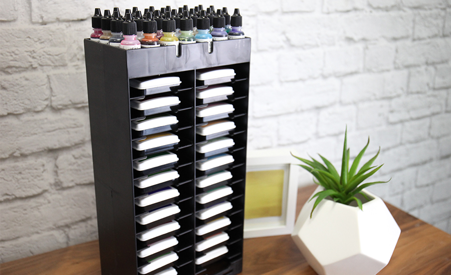 Portaink Ink Pad Storage