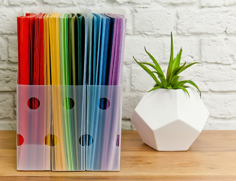 Storage Studios Vertical Paper Holder