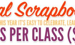 National Scrapbook Day 2015