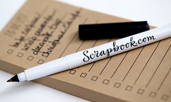 Scrapbook.com Slick Writer