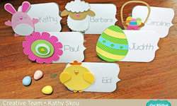 Bunnies, Eggs and Jelly Beans Easter Inspiration
