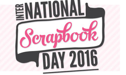 InterNational Scrapbook Day 2016 INFORMATION