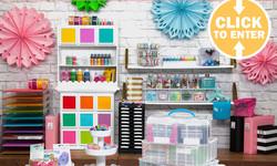 Win a 1,000 Craft Room Makeover from Scrapbook.com