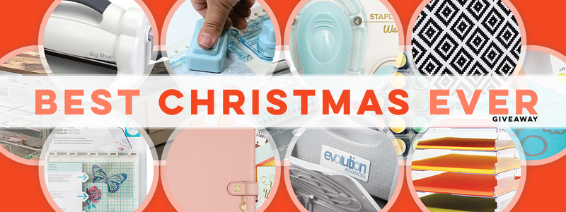 2,500 Crafters BEST CHRISTMAS EVER Giveaway