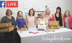 Scrapbook.coms Facebook Live, Nov. 25, 2016