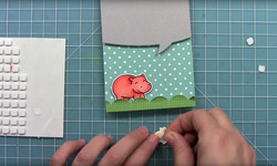 Lawn Fawn Videos Teach Stamping  Die Cutting