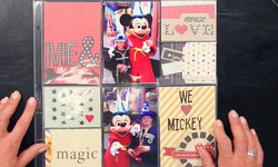 How to Make a DisneyThemed Pocket Page Album