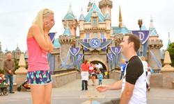 Photographing Disneyland