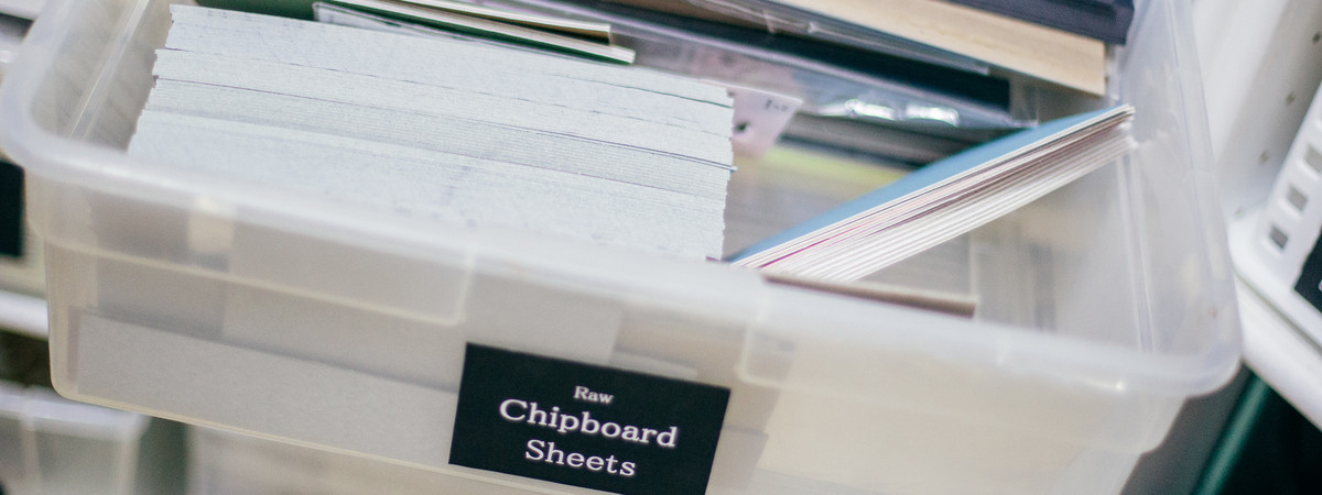 How To Organize Chipboard Albums And Page Protectors