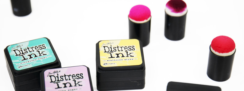 5 Secrets to Blending Distress Ink
