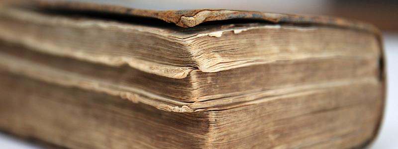 Paper Restoration