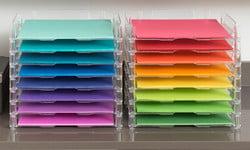 Scrapbook Paper Storage Options