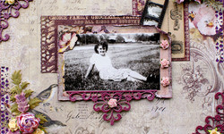 Mothers Day Layout Inspiration