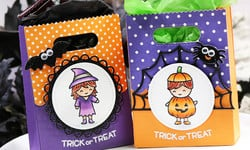 Super Sweet Halloween Goodie Bags
