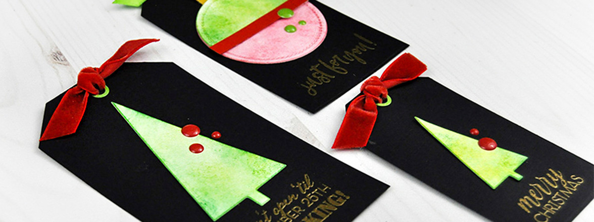 Christmas Gift Tags Handmade.How To Make Handmade Christmas Gift Tags