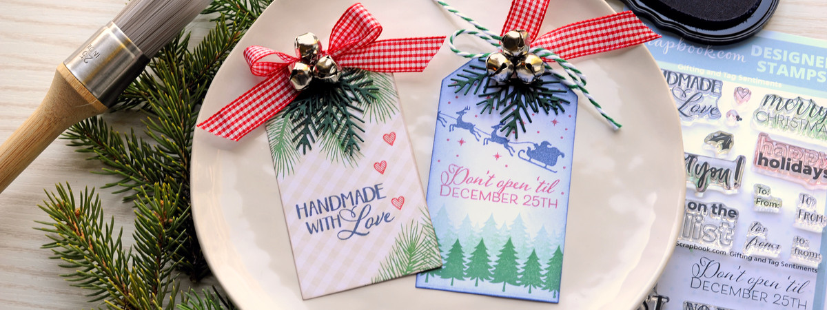 How To Make Gift Tags That Dazzle