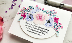 Easy Sympathy Card Ideas That Are Meaningful