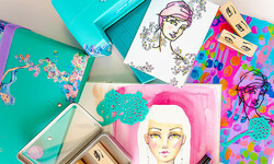 Jane Davenports FashionInspired Art Supplies
