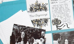 How to Create a Personalized Wedding Photo Album