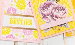 3 New Background Designs For Your Next Handmade Card