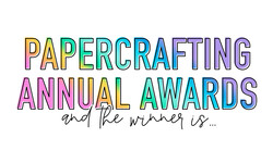2020 Papercrafting Annual Awards