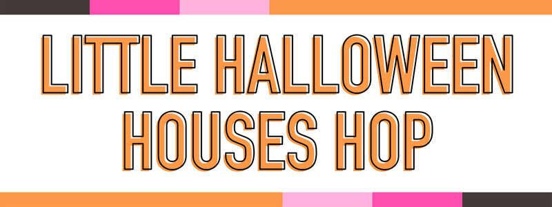 Haunted Little Halloween Houses