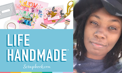 StoryDriven Scrapbooking and Embracing Self Love with Tazhiana Gordon  Podcast Episode 24