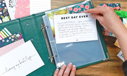 How to Get Started Scrapbooking with Simple Scrapbooks