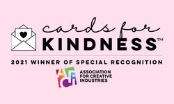 Cards for Kindness Receives Award of Special Recognition
