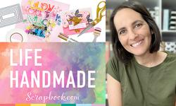 Beyond the 12x12 Scrapbook with Heba Alsibai  Podcast Episode 45