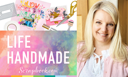Behind the Scenes of Scrapbook and Cards Today Magazine with Founder Catherine Tachdjian  Podcast Episode 47
